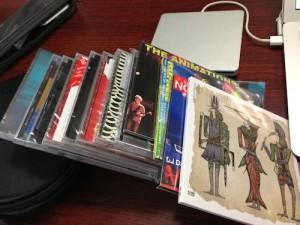 CD買うたった。